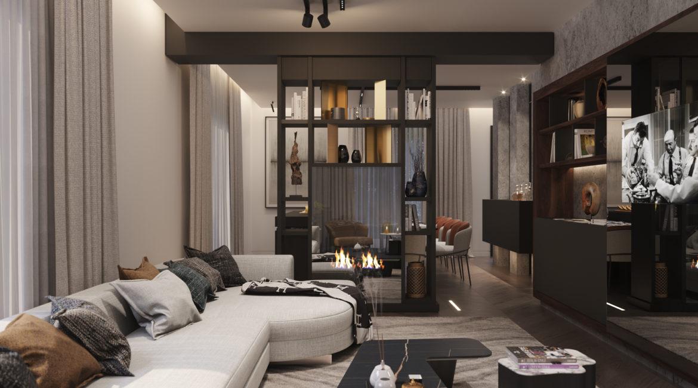 Le Pendu Architecture d'intérieur - Projets premiums et sur-mesure à Lyon