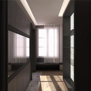 le pendu agence architecture interieur lyon realisation projet luxe appartement