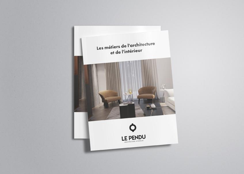 Le Pendu : les métiers de l'architecture et de l'intérieur